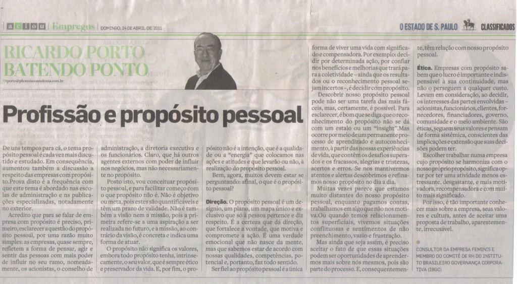 Matéria_Ricardo Porto_O Estado de São Paulo