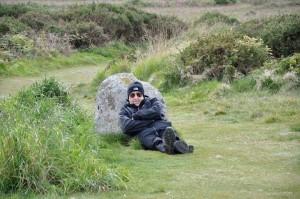 ricardo na pedra=)